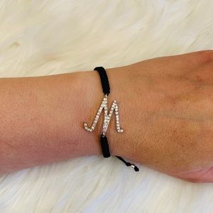M braid rope bracelet